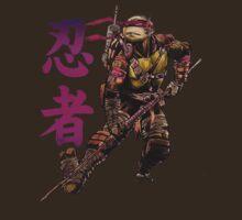 Ninjutsu TMNT by marcosmp