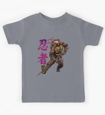 Ninjutsu TMNT Kids Tee