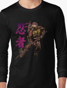 Ninjutsu TMNT Long Sleeve T-Shirt