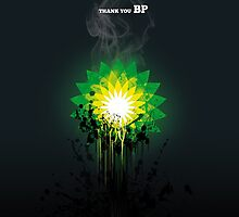 Thank You BP by Cyril Bays