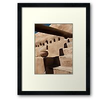 The Pot in the Mission's Granary Framed Print