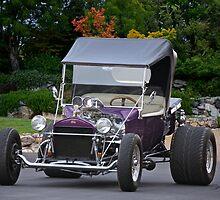 1927 Ford 'Purple Rain' Roadster by DaveKoontz