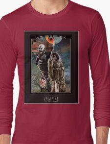 Salubri - Black Long Sleeve T-Shirt