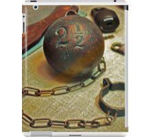 Ball & Chain iPad Case/Skin