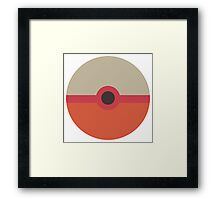 Drax Ball Framed Print