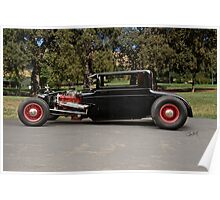 1926 Chrysler Coupe Poster