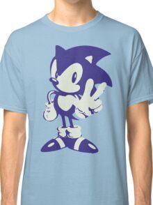 Minimalist Sonic Classic T-Shirt