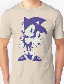 Minimalist Sonic Unisex T-Shirt