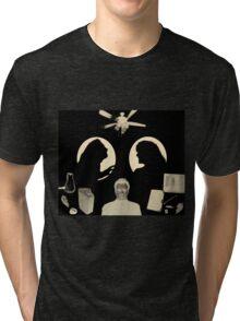 Meanwhile... Tri-blend T-Shirt