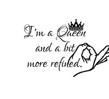Regina Mills Queen by cristinaandmer