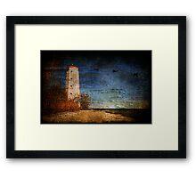 Presqu'ile Lighthouse Framed Print