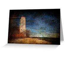 Presqu'ile Lighthouse Greeting Card