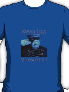 Evening Viewers - Benny Hill - T-Shirt