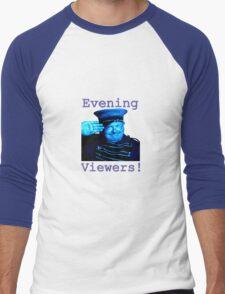 Evening Viewers - Benny Hill - Men's Baseball ¾ T-Shirt