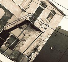 Alley way by Brandi Lea