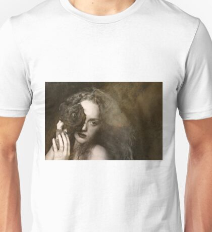 Ivory Flame - Brass Five  Unisex T-Shirt