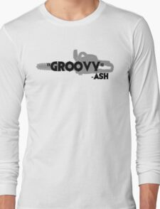 GROOVY Long Sleeve T-Shirt