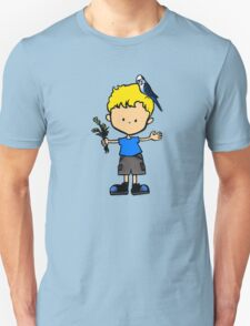Budgie Boy Z T-Shirt
