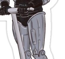 Segway RoboCop Sticker
