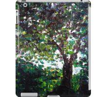 Tree of life, nature landscape iPad Case/Skin