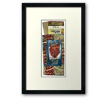 Yoga Sacred Framed Print