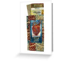 Yoga Sacred Greeting Card