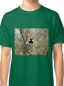 Black Capped Chickadee - Mud Lake, Ottawa, Ontario Classic T-Shirt