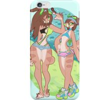 Double Clair iPhone Case/Skin