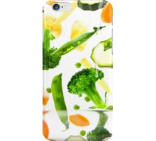 Healthy Vegetables iPhone Case/Skin