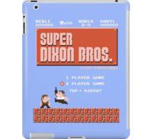 Super Brothers iPad Case/Skin