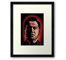 The Governor Framed Print
