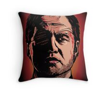 The Governor Throw Pillow