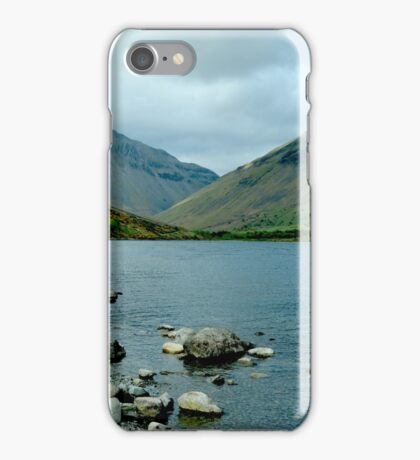 Lake distrcit national park iPhone Case/Skin