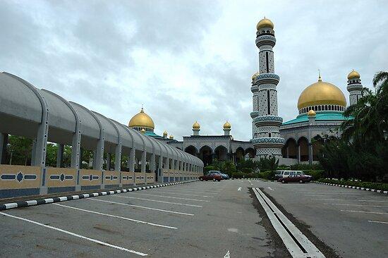 omar ali masjid by bayu harsa