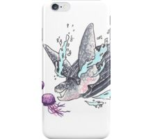 Leatherback Sea Turtle iPhone Case/Skin