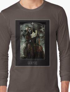 Harbingers of Skulls - Black Long Sleeve T-Shirt