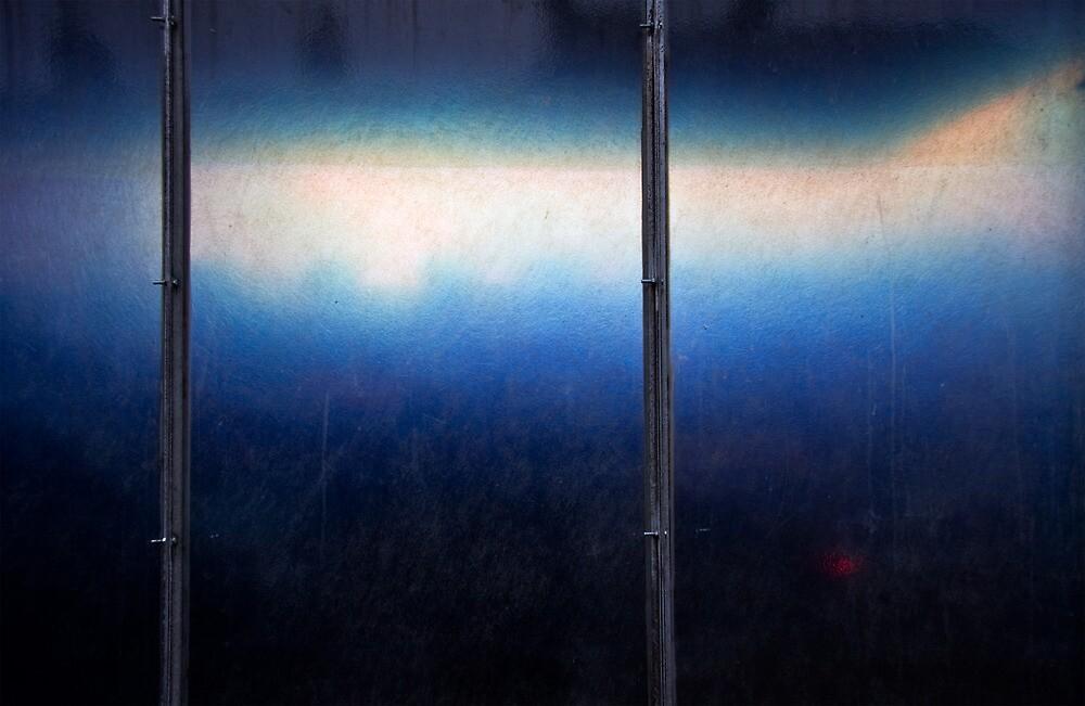Brake light by Mark E. Coward