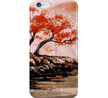 Autumn Water iPhone Case/Skin