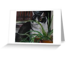 Restful Times Greeting Card