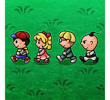 Earthbound Guys Photographic Print