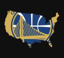 Golden State Warriors Champions 2015 by Ilikesportlogos