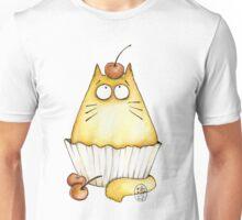 Cup-cat Unisex T-Shirt