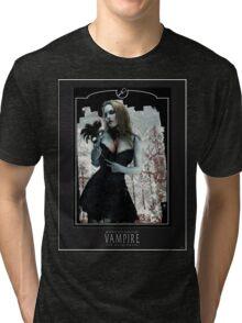 Caitiff - Black Tri-blend T-Shirt