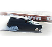 FB Wagon Photographic Print