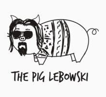 The Pig Lebowski by Burgernator
