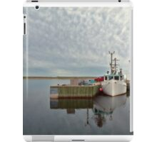Mabou Harbour Nova Scotia Canada iPad Case/Skin