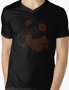 Eye Circle Mens V-Neck T-Shirt