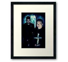 Exocists from Exorcist Chronicles Movie Framed Print