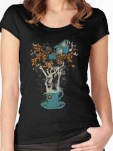 Tea House Women's Fitted Scoop T-Shirt