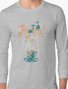 Tea House Long Sleeve T-Shirt